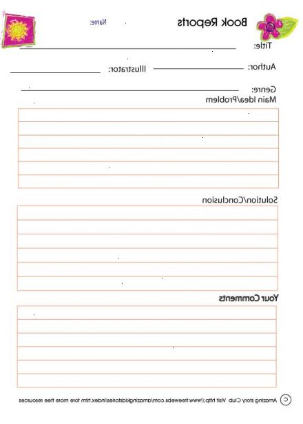 hoe maak je een boekverslag schrijven – wkonl